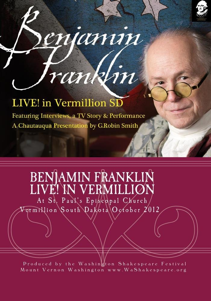 Benjamin Franklin in Vermillion SD